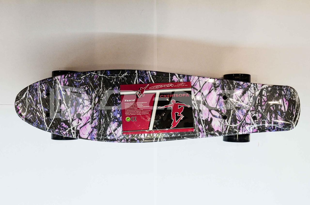 Скейт Penny Board MS 0748-1