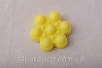 Массажная плитка Лимон-мёд