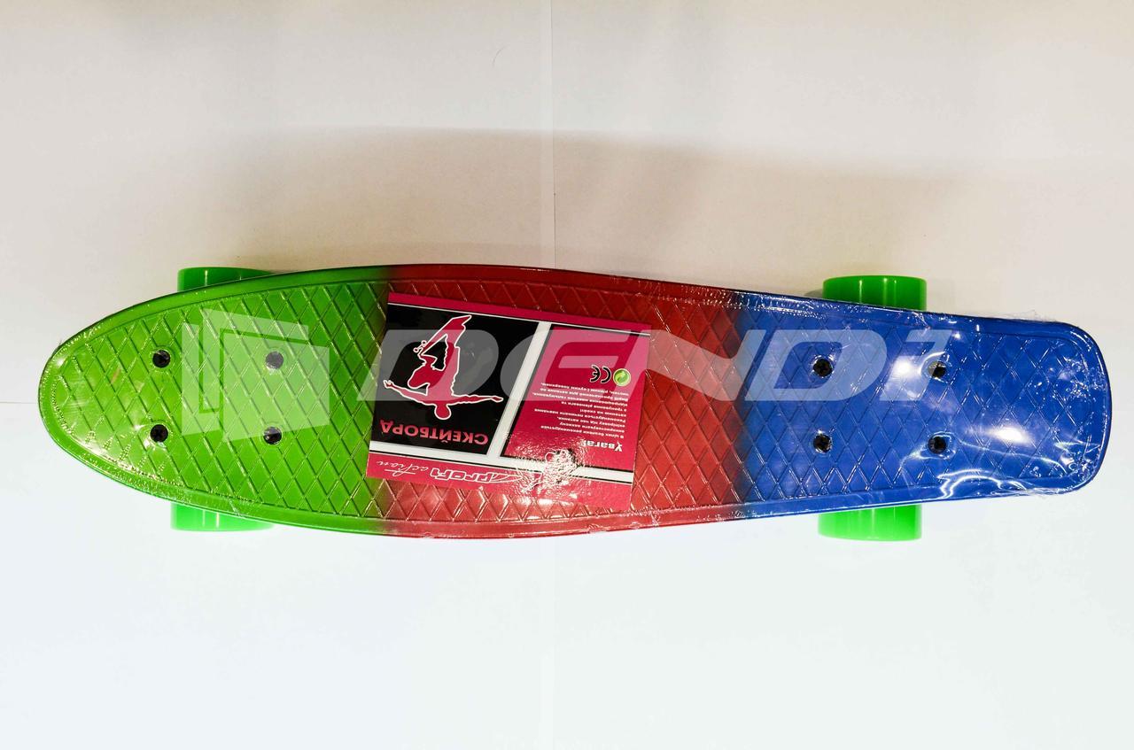 Скейт Penny Board MS 0746