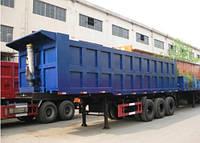3-осевой Полуприцеп самосвал Dump Semi-trailer