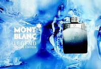 Мужская туалетная вода Mont Blanc Legend Special Edition 2012