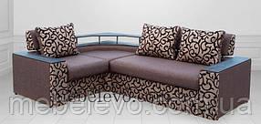 Угловой диван Престиж 2500х1800мм  140х200 Виркони / Люксор