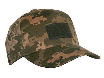 Тактическая кепка-бейсболка пиксель пятиклинка размер L