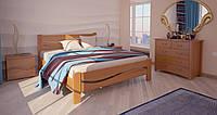 Кровать деревянная из массива ясеня Женева