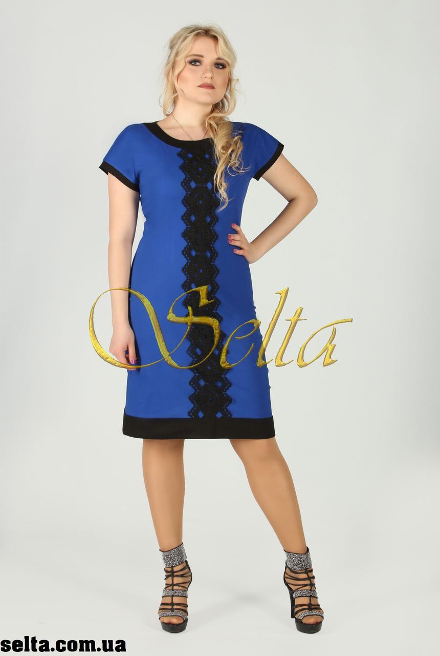 Платье Selta 442 размеры 50, 52, 54, 56