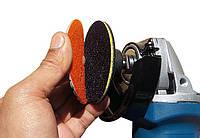Алмазный диск №3 для сухой полировки d 80mm
