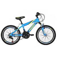 Детский спортивный велосипед 20 дюймов PROFI GW20 PLAYFUL A20.2 оборудование Shimano