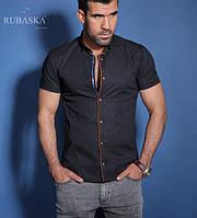 Мужская рубашка с коротким рукавом от производителя