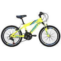 Детский спортивный велосипед 20 дюймов PROFI GW20 PLAYFUL A20.1 оборудование Shimano