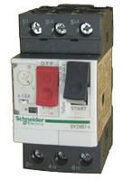 GV2ME14 Автоматичний вимикач тепловий роз'єднувач  6-10А 3/4кВт(400V AC3)