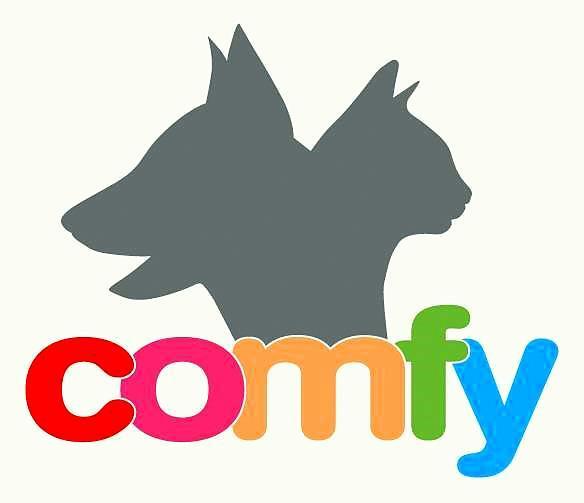 Игрушки Comfy для собак