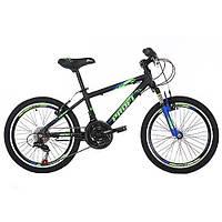 Спортивный алюминевый велосипед 20 дюймов PROFI GW20 PLAIN A20.2