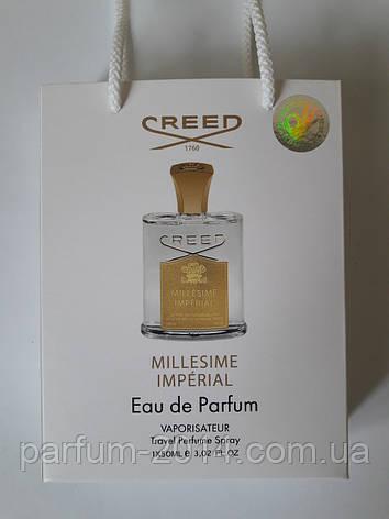 Мини парфюм Creed Imperial Millesime в подарочной упаковке 50 ml (реплика), фото 2