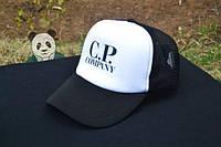 Кепка Тракер черная C.P. Company