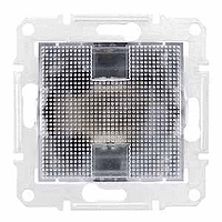 Ночная лампа 250В — 3Вт, Sсhneider Electric Шнайдер SEDNA Седна
