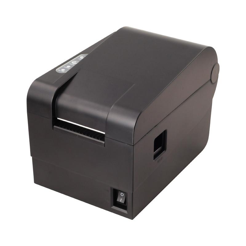 """Принтер этикеток, термопринтер штрих кодов, QR кодов Xprinter XP-235B 60mm - Интернет-магазин """"Мобитехника"""" в Киеве"""