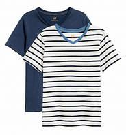 Комплект футболок для мальчиков HM р.134-164 (арт.38001)