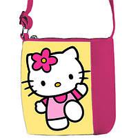 Детская сумочка для девочки Маленькая принцесса Hello Kitty