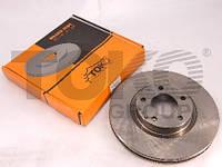Диск тормозной передний мазда BP6Y-33-25XD
