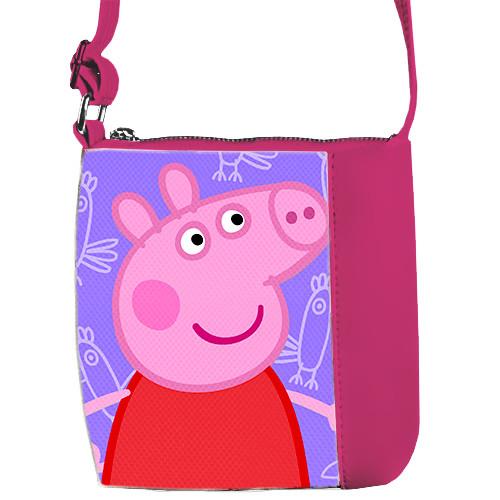 Детская сумка для девочки Mini Miss Свинка пеппа