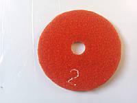 Алмазный диск №2 для сухой полировки d 80mm