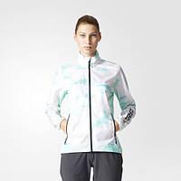 Легкая куртка женская adidas TERREX Summerlight Printed B45701 - 2017