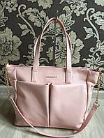 Вместительная сумка с наружными карманами Givenchy