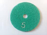 Алмазный диск №5 для сухой полировки d 80mm