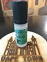 Натуральный ароматизатор AlpLiq Eucalyptus (эвкалипт) 10мл.