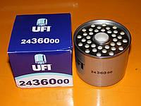 Топливный фильтр UFI 24.360.00 Diesel Fiat Ford Iveco Nissan Renault Seat VW