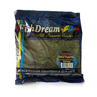 Прикормка FishDream All Seasons Series Плотва+мотыль 0,5 кг