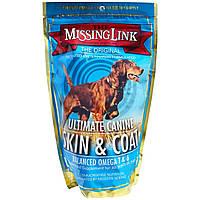 The Missing Link, ООО Проектирование здоровья, ультимативный пёс, средство для кожи и шерсти, для собак, 454 г (1 фунт)