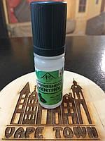 Натуральный ароматизатор AlpLiq Refreshing Menthol (ментол) 10мл.