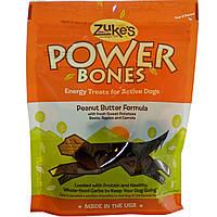 Zukes, Мощные кости, энергетические закуски для активных собак, 6 унций (170 г)