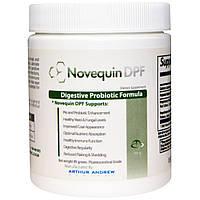 Arthur Andrew Medical, Novequin DPF, формула для здорового пищеварения с пробиотиками, 90 г