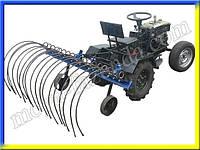 Грабли для мини трактора