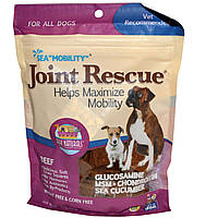 Ark Naturals, Sea Mobility, Joint Rescue, Beef Jerky, 9 oz (255 g)