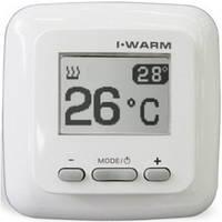 Терморегулятор механический - цифровой I Warm 710 (Теплолюкс)