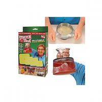 Набор пленок для хранения продуктов Stretch and Fresh, пищевая пленка Стрейч энд Фреш