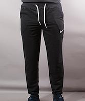 Спортивные штаны на манжете Nike (черный) БП