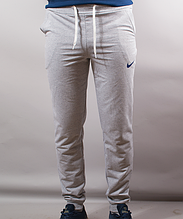 Спортивные штаны на манжете Nike (серый) БП