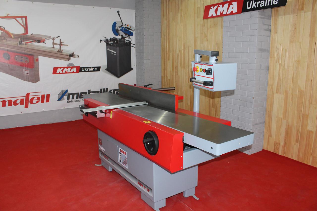 Фуговальный станок Holzmann AHM 410P, фото 3