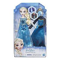 Кукла Коронация Эльзы Disney Frozen Coronation Change Elsa Коронация Эльзы