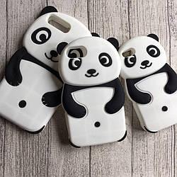 Силиконовый чехол панда для iPhone 6 Plus/6s Plus