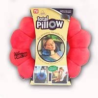 Подушка трансформер расслабляющая Total Pillow