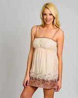 Сарафан-платье женское летнее