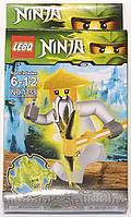 "Фигурка-конструктор для детей от 6 до 12 лет "" Ниндзяго. Мастер Ву"" LEBQ Ninja №1759"