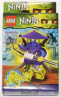 "Фигурка-конструктор для детей от 6 до 12 лет "" Ниндзяго. Сайрус"" LEBQ Ninja №1759"