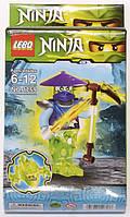 """Фигурка-конструктор для детей от 6 до 12 лет """" Ниндзяго. Гултар"""" LEBQ Ninja №1759"""