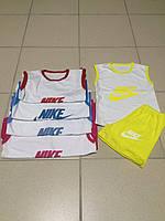 """Безрукавка с шортами """"Nike"""", кулир, р.26-34"""